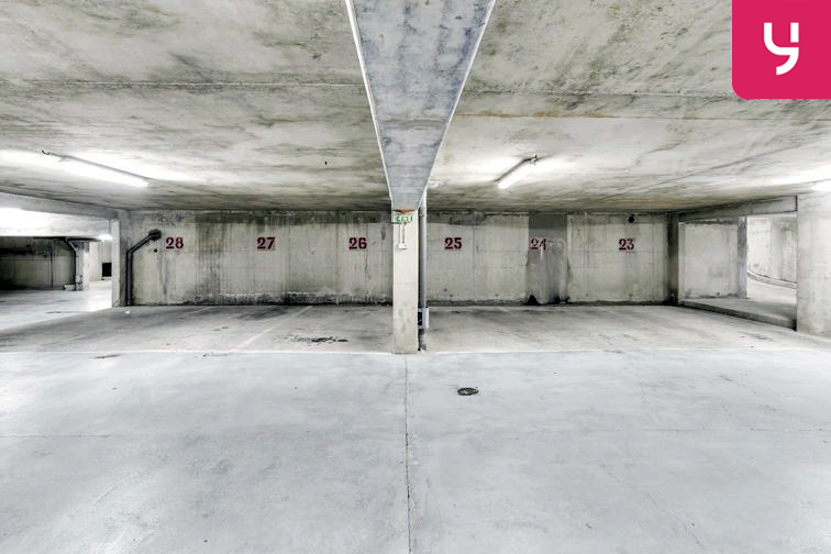 Parking Les Haies - Buzenval (place moto) avis