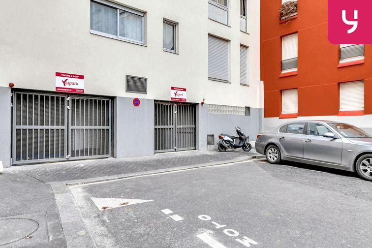 location parking Jacques Cartier - Guy Môquet (place moto)
