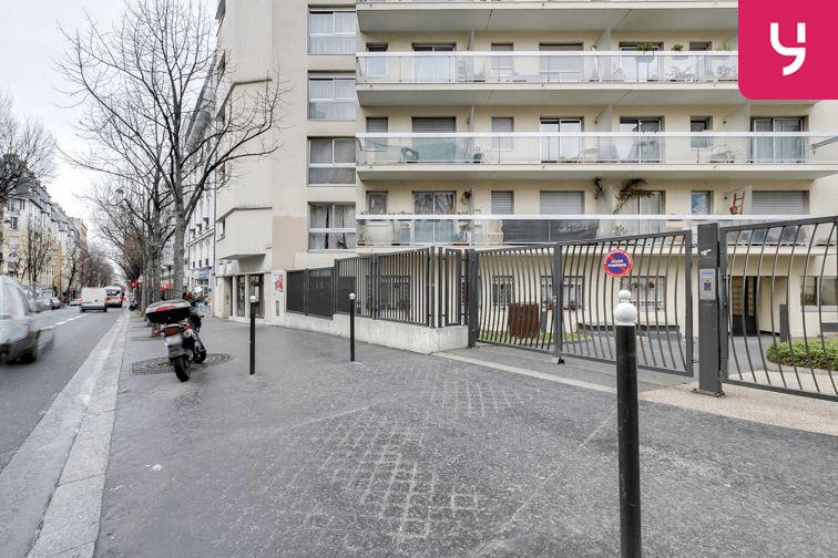Parking Jacques Cartier - Guy Môquet (place moto) box