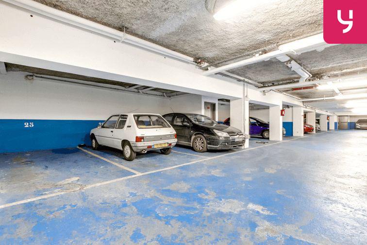 Parking Jacques Cartier - Guy Môquet (place moto) location mensuelle
