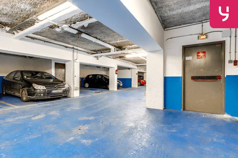Parking Jacques Cartier - Guy Môquet (place moto) en location