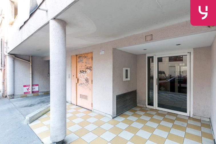 Parking Rochecardon - Industrie - Lyon 9 (place double) gardien