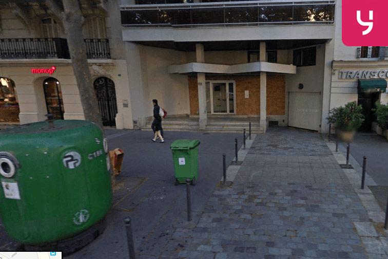 Parking Mouton-Duvernet