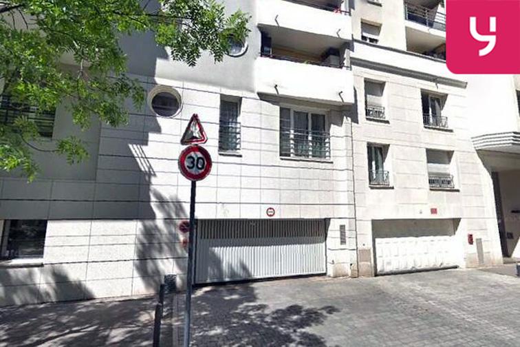 Parking Pôle Universitaire Léonard de Vinci - Courbevoie en location