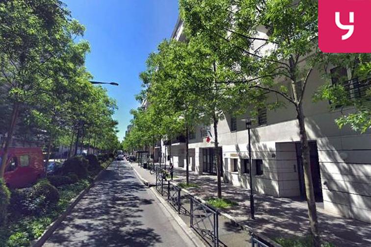 location parking Pôle Universitaire Léonard de Vinci - Courbevoie