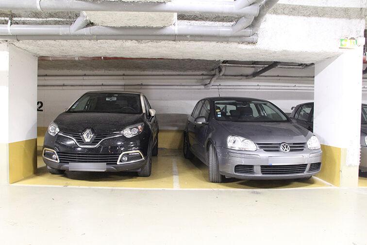 Parking Pôle Universitaire Léonard de Vinci - Courbevoie à louer