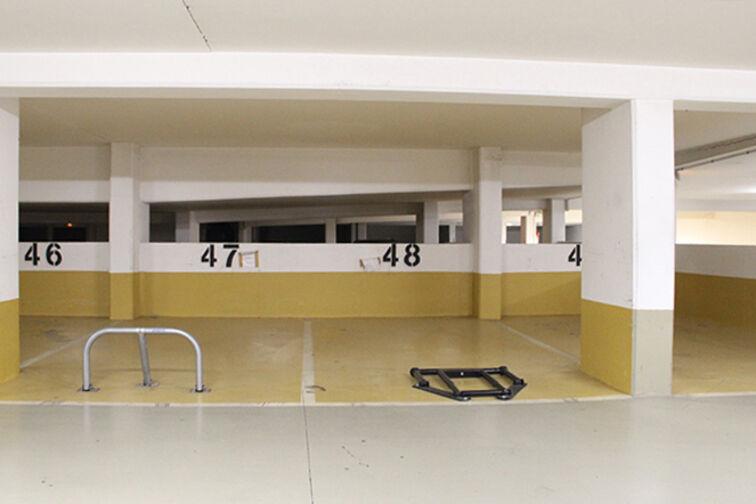 Parking Pôle Universitaire Léonard de Vinci - Courbevoie souterrain