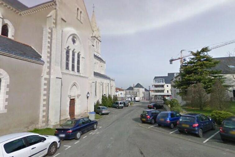 Parking Paroisse Sainte Anne de Goulaine - Saint-Brice - Basse-Goulaine - Parking S/sol sécurisé