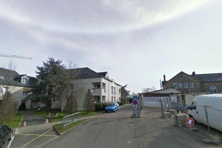 Parking Paroisse Sainte Anne de Goulaine - Saint-Brice - Basse-Goulaine - Parking S/sol box