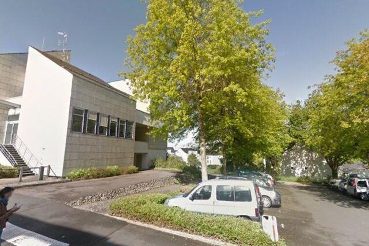 location parking Mairie - Charles de Gaulle - Carquefou - (aérien)