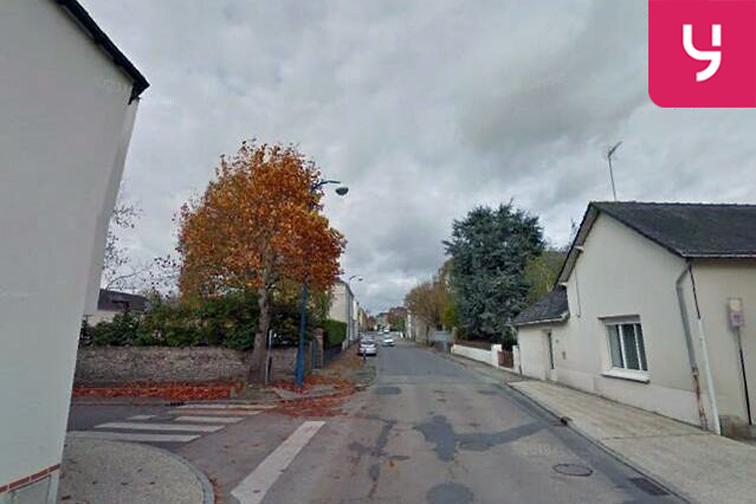 Parking Presbytère - Prise d'Eau - Nort-sur-Erdre - (aérien) avis