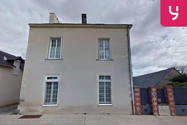Parking Presbytère - Prise d'Eau - Nort-sur-Erdre - (aérien) gardien