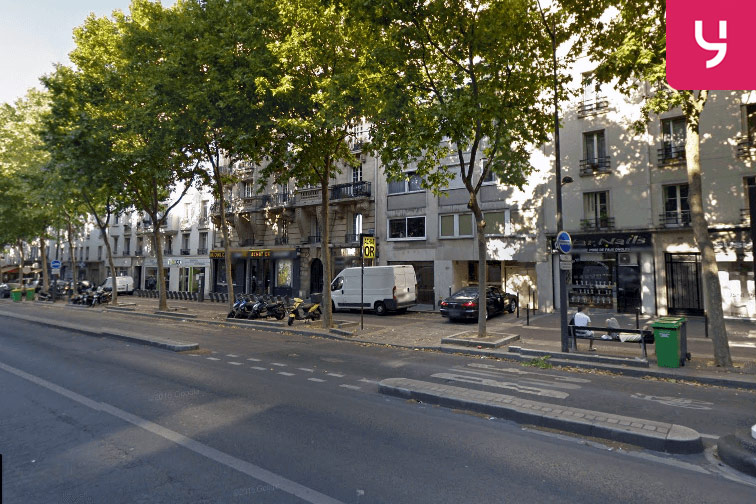 location parking Denfert-Rochereau