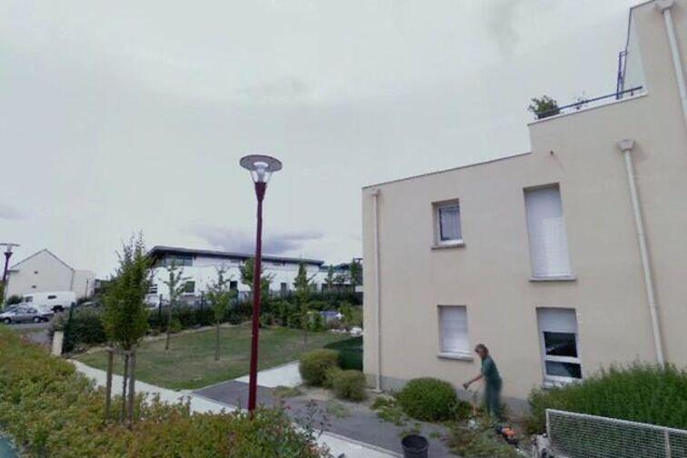 location parking Ecole du Souchais - Erdre - Carquefou - (aérien)