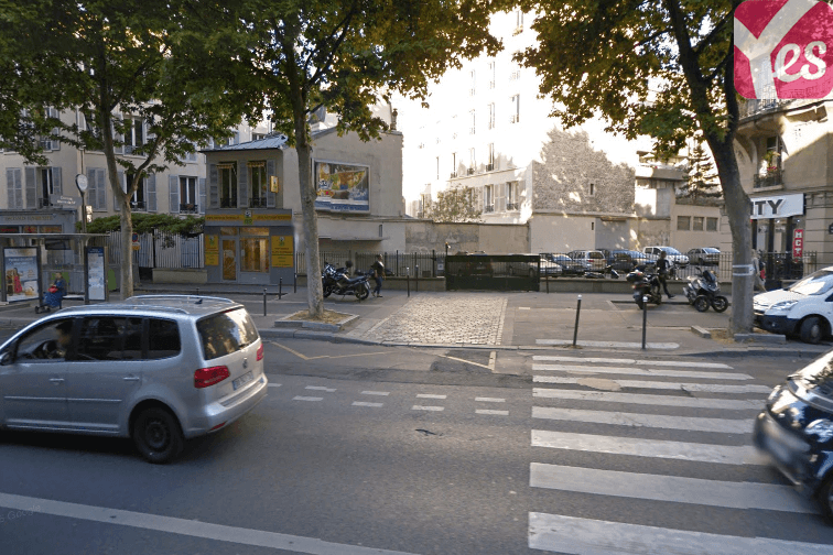 Parking Jules Hénaffe