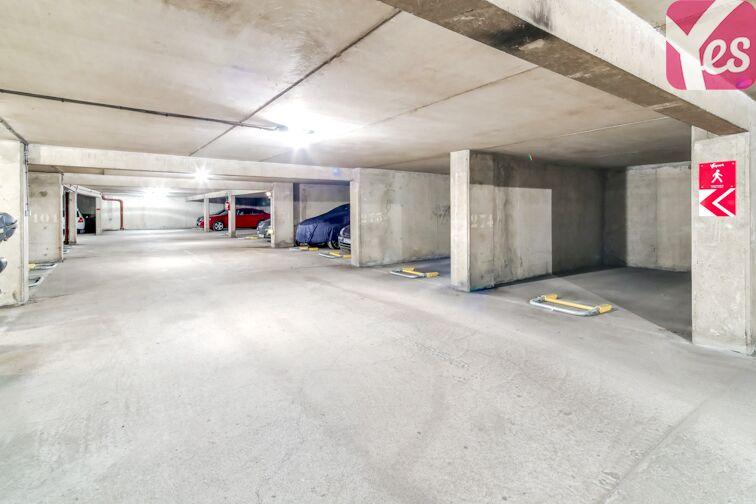 Parking Place du 8 Mai 1945 - Villejuif souterrain