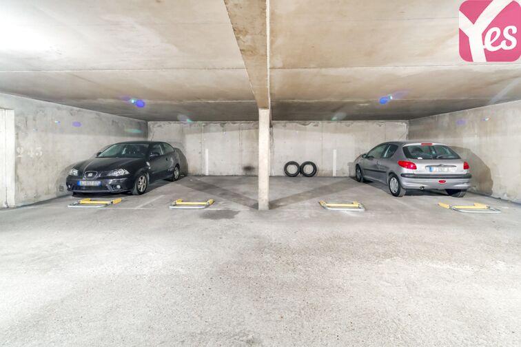 Parking Place du 8 Mai 1945 - Villejuif location mensuelle