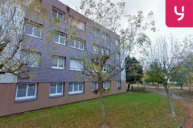 location parking Groupement scolaire - Coquelicots - Ancenis - (aérien)