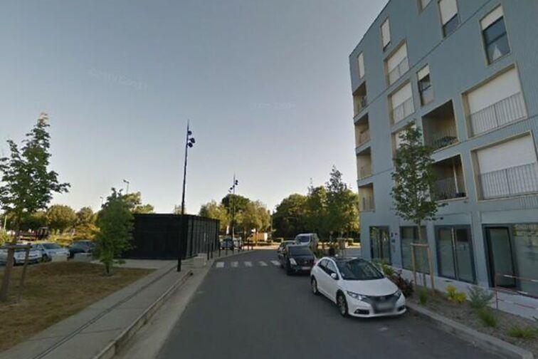 Parking Avenue Willy Brandt - 34 Lucie Aubrac - Saint-Herblain - Parking S/sol à louer