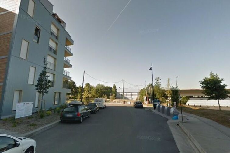 Parking Avenue Willy Brandt - 34 Lucie Aubrac - Saint-Herblain - Parking S/sol souterrain