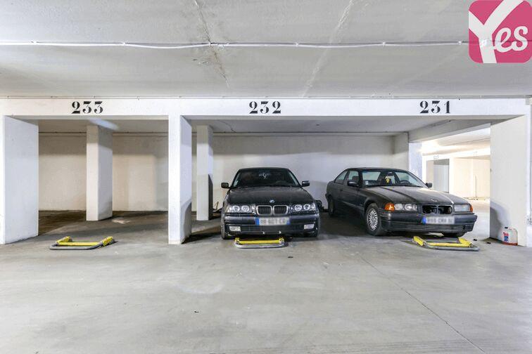 Parking Les Vignes - Le Pré-Saint-Gervais location