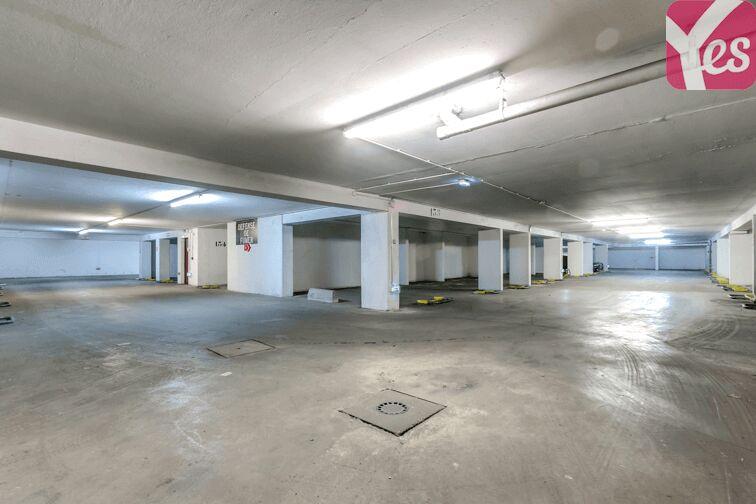 Parking Les Vignes - Le Pré-Saint-Gervais garage
