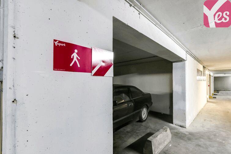 Parking Les Vignes - Le Pré-Saint-Gervais 24/24 7/7