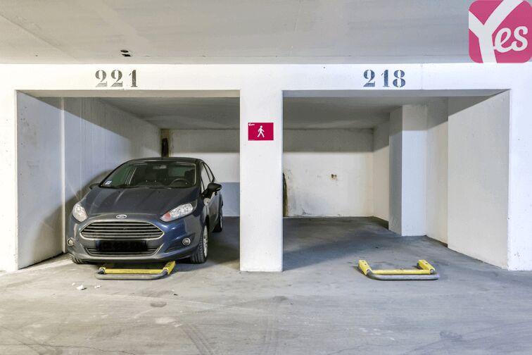Parking Les Vignes - Le Pré-Saint-Gervais sécurisé
