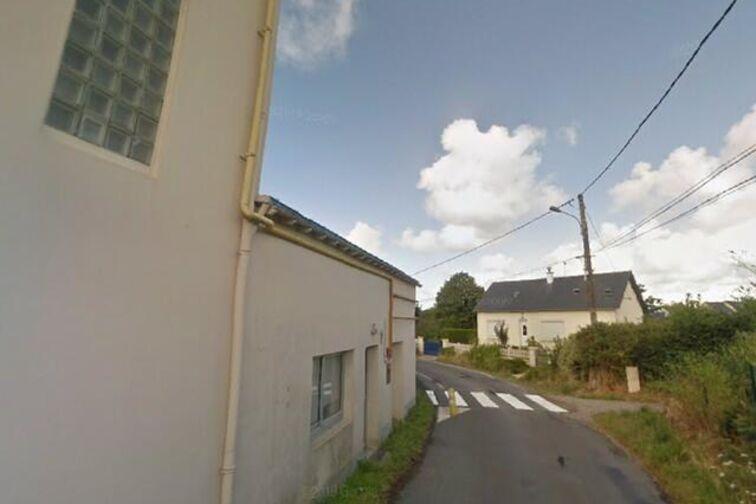 Location parking Collège Saint Joseph - Olympe de Gouges - Herbignac - (aérien)