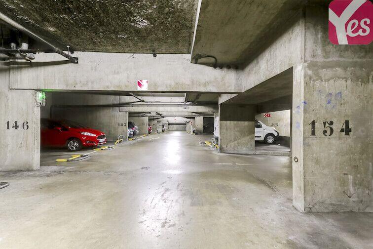 Parking Pont de Charenton - Saint-Maurice gardien