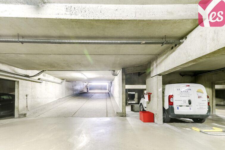 Parking Pont de Charenton - Saint-Maurice box