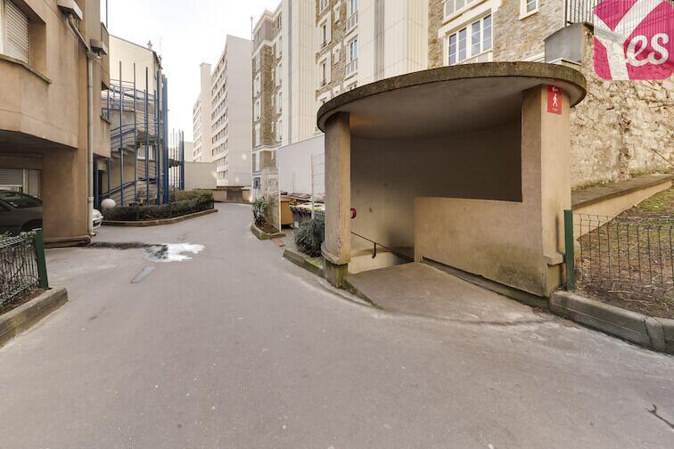Parking Pont de Charenton - Saint-Maurice sécurisé