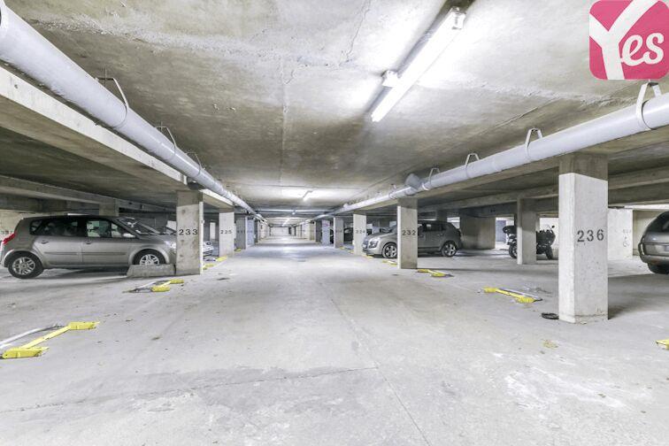 Parking Berchères - Pontault-Combault location mensuelle