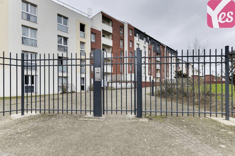 Parking Berchères - Pontault-Combault sécurisé