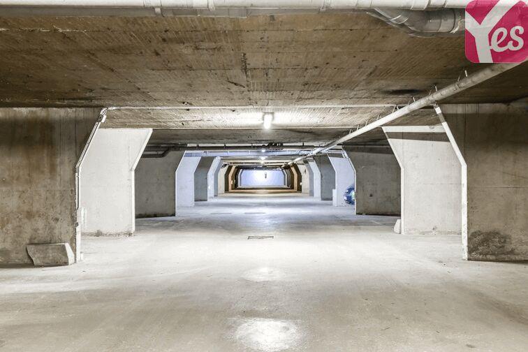 Parking Collège Condorcet - Pontault-Combault sécurisé