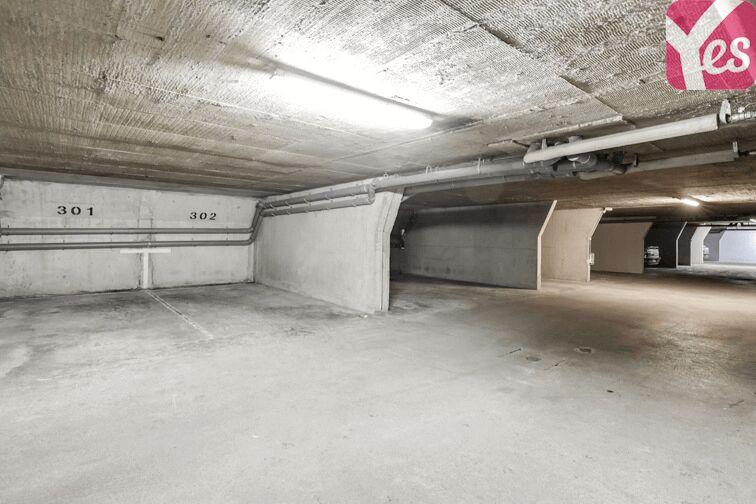 Parking Collège Condorcet - Pontault-Combault souterrain