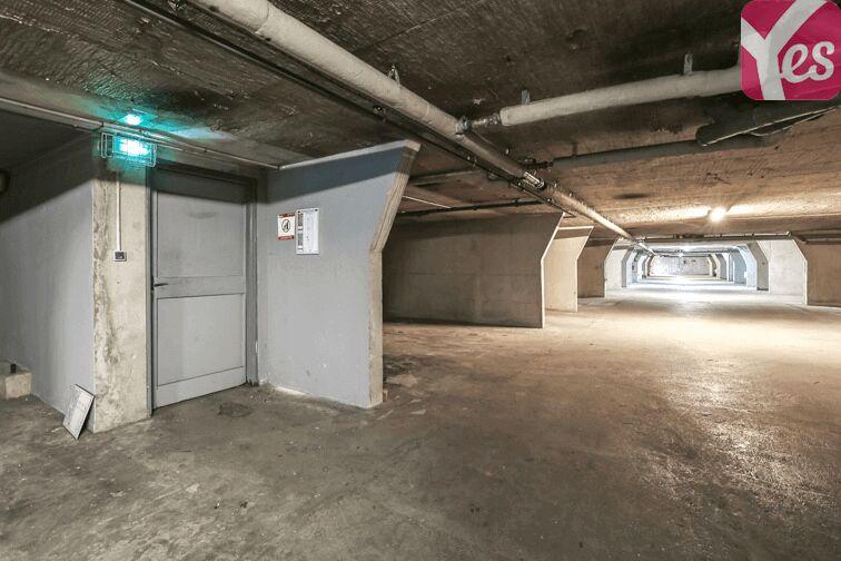 Parking Collège Condorcet - Pontault-Combault gardien