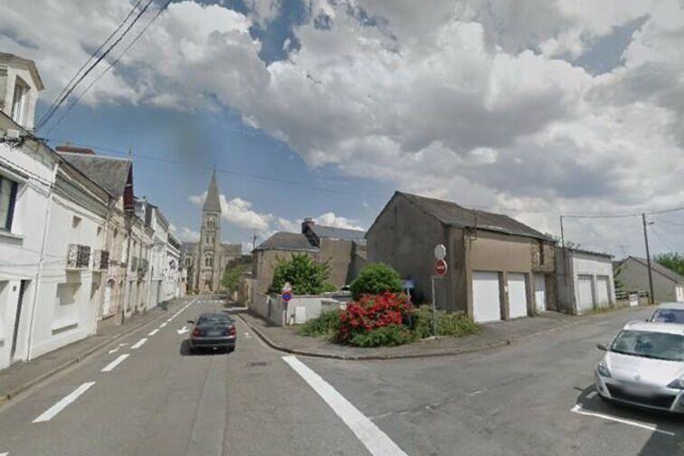 Parking Eglise - Nozay - (box) caméra