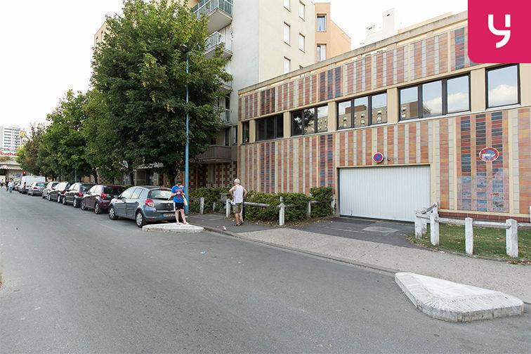 location parking Métro Bobigny - Pablo Picasso - Rue Pablo Picasso - Bobigny (place moto)