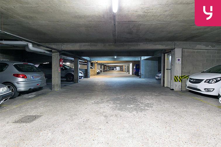 Parking Métro Bobigny - Pablo Picasso - Rue Pablo Picasso - Bobigny (place moto) 24/24 7/7