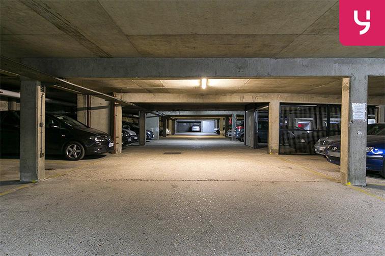 Parking Métro Bobigny - Pablo Picasso - Rue Pablo Picasso - Bobigny (place moto) à louer