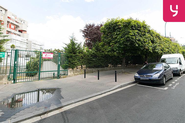 Parking Rue de la Fontaine - Saint-Ouen (place double) 93400