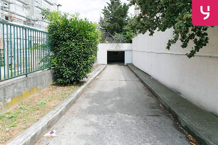 Parking Rue de la Fontaine - Saint-Ouen (place double) box
