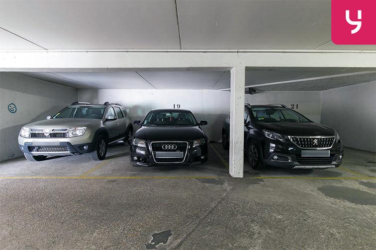 Parking Rue de la Fontaine - Saint-Ouen (place double) souterrain