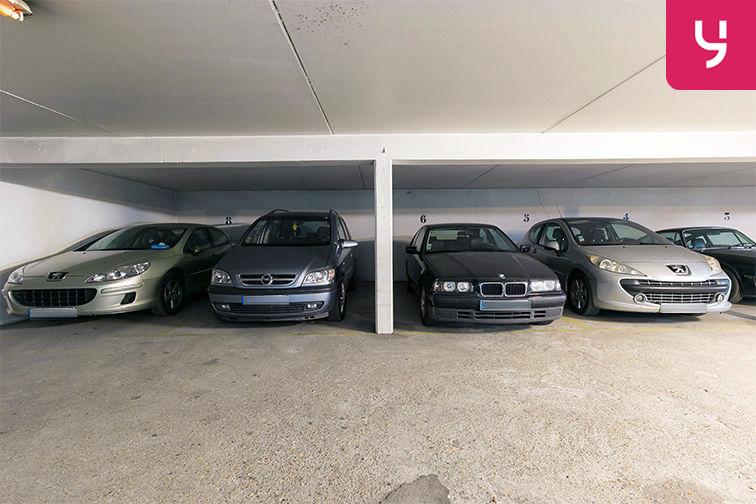 Parking Rue de la Fontaine - Saint-Ouen (place double) sécurisé