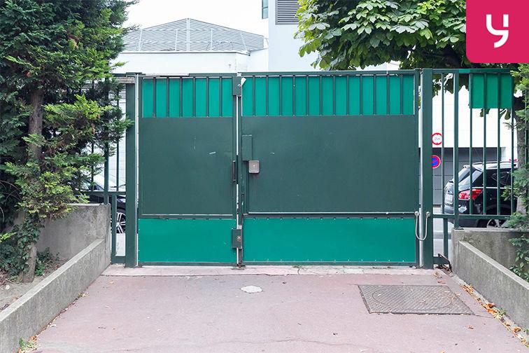Parking Rue de la Fontaine - Saint-Ouen (place double) avis