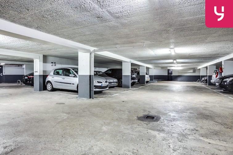 location parking garage clisson paris rue clisson paris yespark. Black Bedroom Furniture Sets. Home Design Ideas