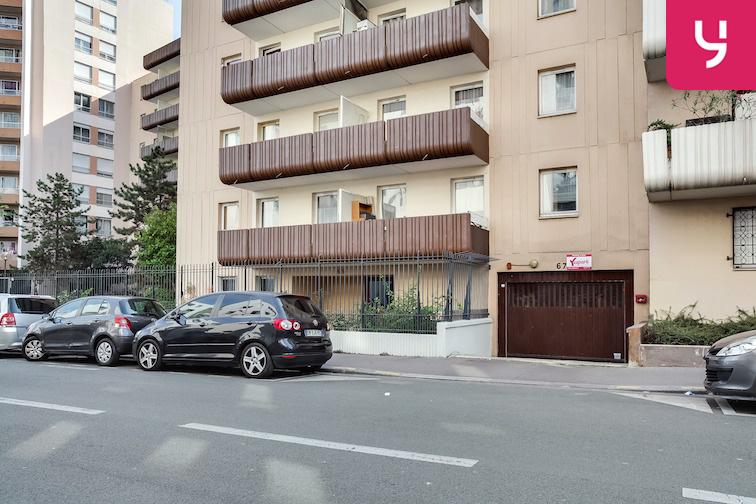 Parking Clisson - Paris garage