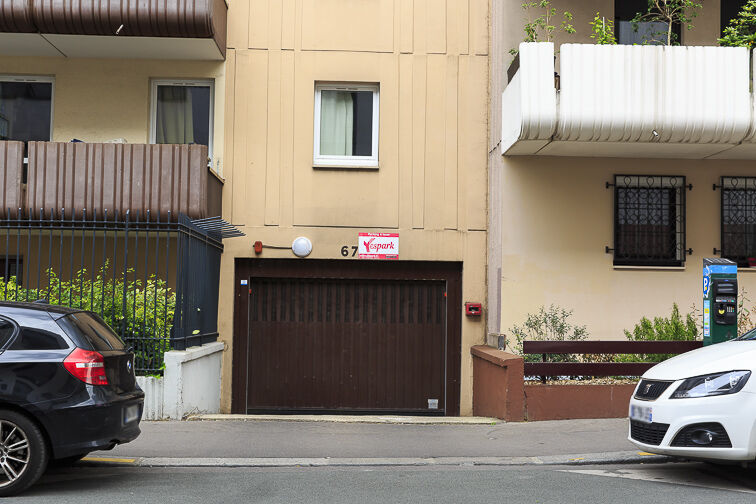 Parking Clisson - Paris box