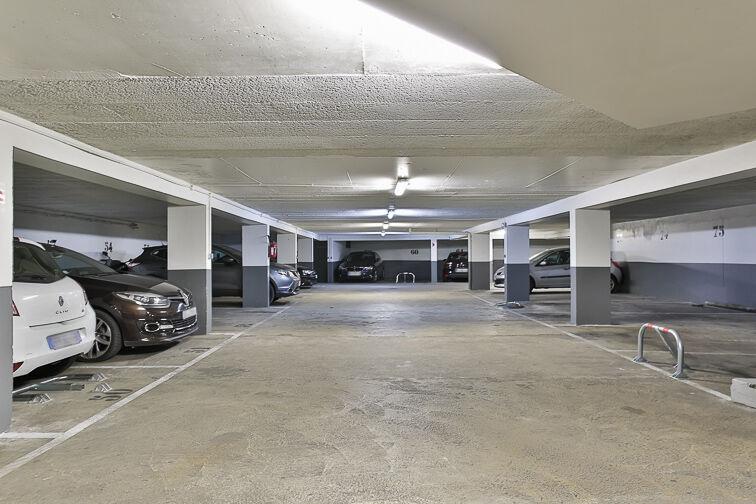 Parking Clisson - Paris 75013